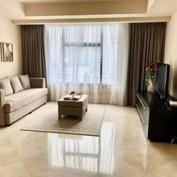 Disewakan Apartment 2BR Plaza Residence Sudirman - Fully Furnished Lokasi Strategis