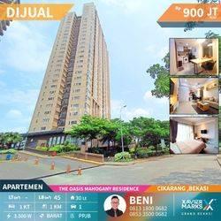 apartemen cantik 1 BR di the oasis lippo Cikarang Bekasi