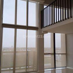 Apartemen Yukata 2BR tipe Mezanine