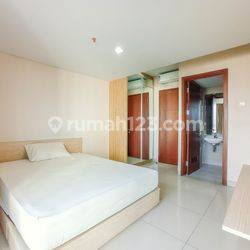 Apartemen Springhill Terrace Tower Sandalwood Tiga Kamar Fully Furnish