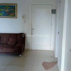 Apartemen Green Lake Sunter 2 Kamar 1 Kamar Mandi Furnished Lantai Rendah Jakarta Utara