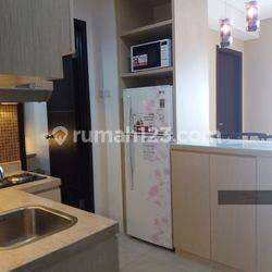 Fully Furnished 2BR, 1 bath, luas 47 at Aspen Residence