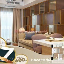 Apartemen Daan Mogot City Jakarta Barat (MI000246)
