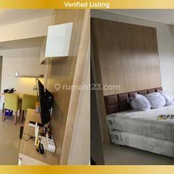 Apartement Parahyangan Residence  Furnish Type 1 BR