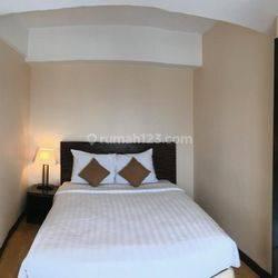 Apartemen Full Furnished Siap Huni di Pusat Kota