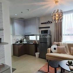 Apartemen Pasar Baru Mansion murah dan mewah full furnish 2BR tower A di Jakarta Pusat