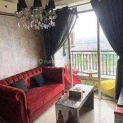 Apartemen Gardenia Boulevard 2BR furnish mewah lantai 19
