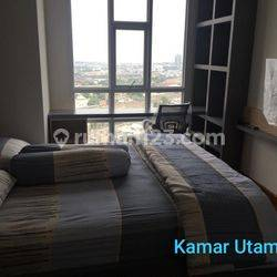 Apartemen Lucky Tower Residence baru Full Furnished