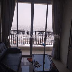 kan Apartemen Lucky Tower 3 Br Furnish
