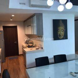 Apartemen ST Moritz Tower Ambassador 3 BR Furnished Puri Indah Jakarta