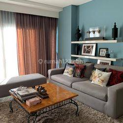 Apartemen The Capital Residence – 2  BR Fully Furnished, Great Decoration