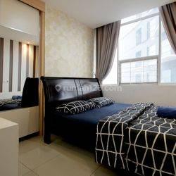 Apartemen Pasar Baru Mansion Tipe 2 BR Fully Furnished - Bisa bayar bulanan