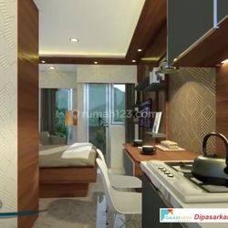 Apartemen murah view tangkuban perahu antapani bandung