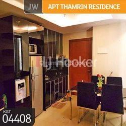 Apartemen Thamrin Residence Lt.17 Thamrin, Jakarta Pusat