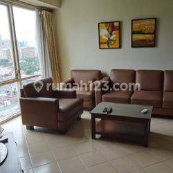 Apartemen Batavia 2 Bedroom Lantai Tinggi View Pool Furnished