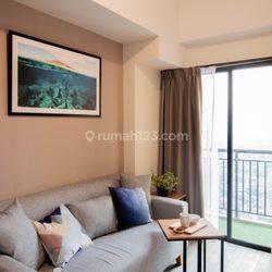 Apartemen Tamansari Panoramic type 2BR FURNISH
