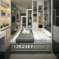 (3624EF) Apartemen Pasar Baru Mansion Furnish Design Interior Murah