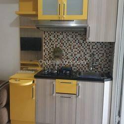 Murah dan Turun harga Apartemen di Green pramuka 2 kamar furnished simple view lepas bagus lantai rendah