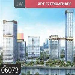Apartemen 57 Promenade Tower Sky 57 Lt.40 Teluk Betung, Tanah Abang, Jakarta Pusat