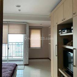 Thamrin Executive Residences type studio full furnished lt.tinggi sudah sertifikat,Thamrin Jakarta Pusat