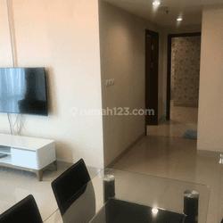 Apartemen U Residence 2 BR, HARGA TURUN, Lantai tinggi, Siap Huni