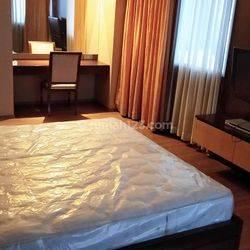 Park royal, fully furnished, 61 sqm, city view, siap huni.