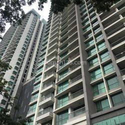 Apartment Siap Huni dengan City View