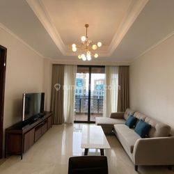 Nicely Furnished Apartment With Strategic Location @ District 8 Senopati