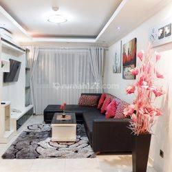 BU Apartemen Permata Senayan 2BR Furnished Bagus Unit Cantik