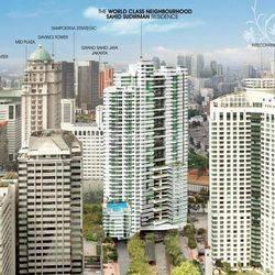 Nice 1BR Apartment with Strategic Location @ Sahid Sudirman Residence