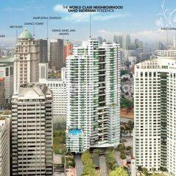 Nice 2BR Apartment Strategically Located @ Prime Area of Sudirman