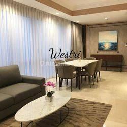 Apartemen Branz Simatupang 3BR Sz 169sqm Middle Floor Full Furnished View City Jakarta Selatan