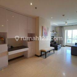 Somerset Berlian - Nicely Furnished 3BR Apartment Located in Permata Hijau