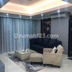 Nice 3BR Apartment with Strategic Location @ Sudirman Mansion