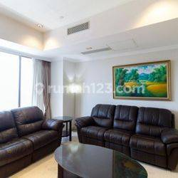 Nice 3BR Apartment Strategically Located in Sudirman Area