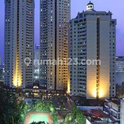 Nice and Cozy 2BR Apartment Strategically Located @ Sudirman