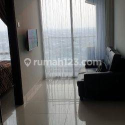 Apartemen Puri Mansion Tower A 1BR Full Furnished View City