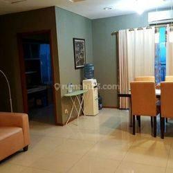 Apartemen Thamrin Residence 3 Bedroom Furnished Lantai Rendah