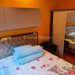 Studio fully furnished Lantai 17