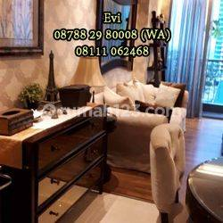 Apartemen St. Moritz 3BR Private Lift Middle Floor Fully Furnished