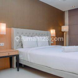 Studio & 2BR Full Furnished & Unfurnished with AC Apartemen Elpis Residence by Travelio