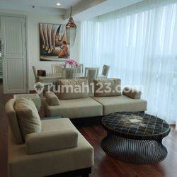Nice 2BR Apartment with Strategic Location @ Kemang Village