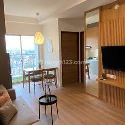 Apartemen Mediterania 2 Tower Heliconia 2 KT luas 44 m2 Slipi Jakarta Barat