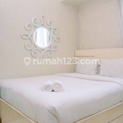 Studio, 1BR & 2BR Full Furnished & Unfurnished with AC Apartemen Maple Park Sunter by Travelio