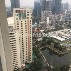 APARTEMEN THE JAKARTA RESEDENCE tower cosmo mansion FULL FURNISHED di jakarta pusat