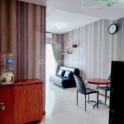 Best Deal 1bedroom Condo 42m2 Full Furnish View Kota Green Bay Pluit