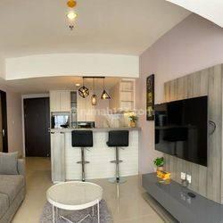 Apartment Orange County Weswood 2 Kamar Full Furnish Lippo Cikarang ready showing