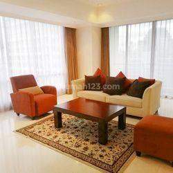 Apartemen Sudirman Mansion Ukuran 179 m2 Fully Furnished