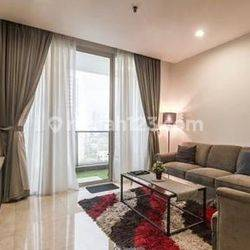 Apartemen The Empyreal 2+1BR Good Furnished, Good View by Asik