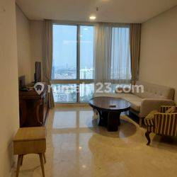 Apartemen The Masterpiece 2+1BR Good Furnished Private Lift